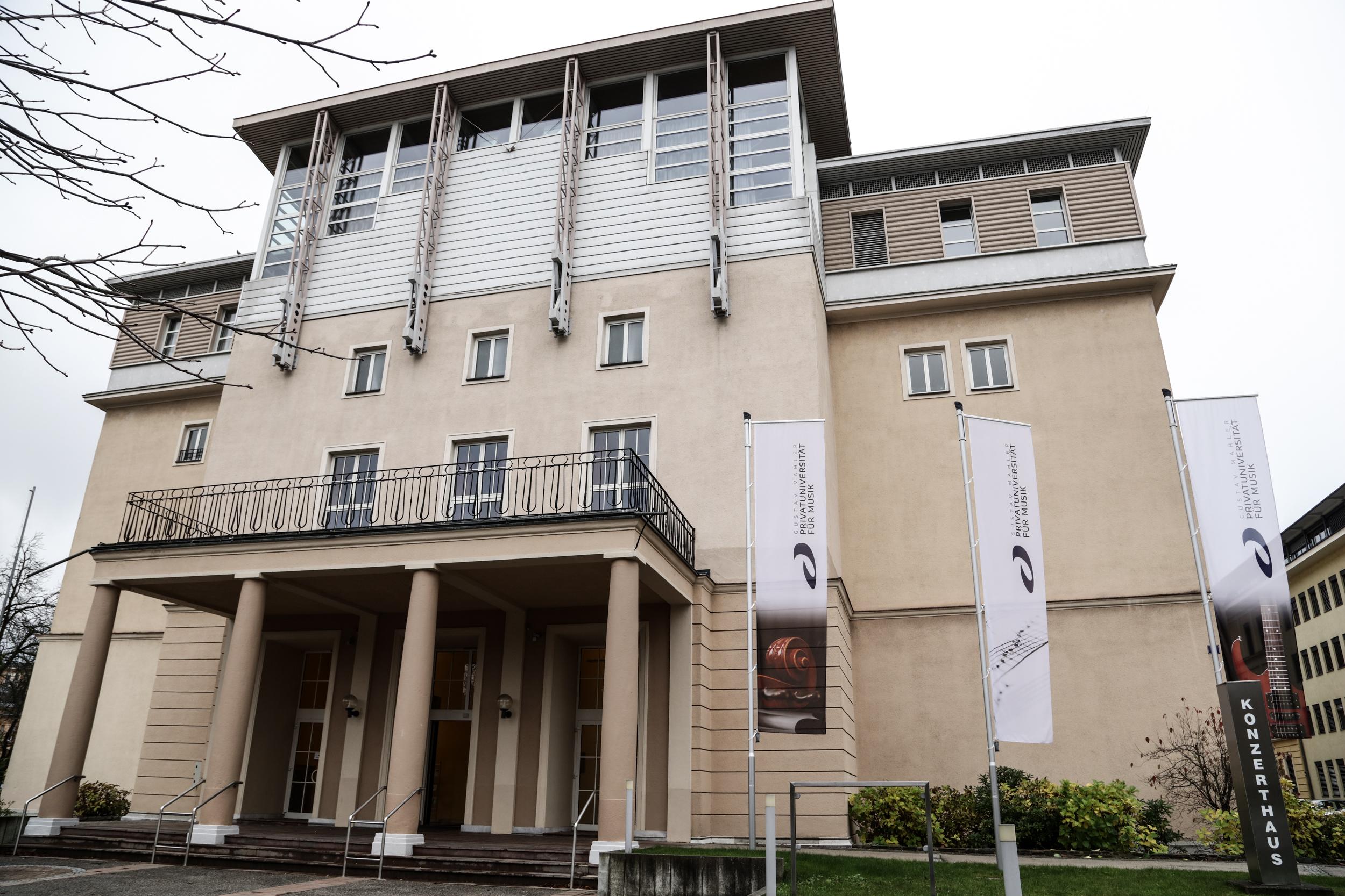 Gustav Mahler Privatuniversität - Konzerthaus 2019