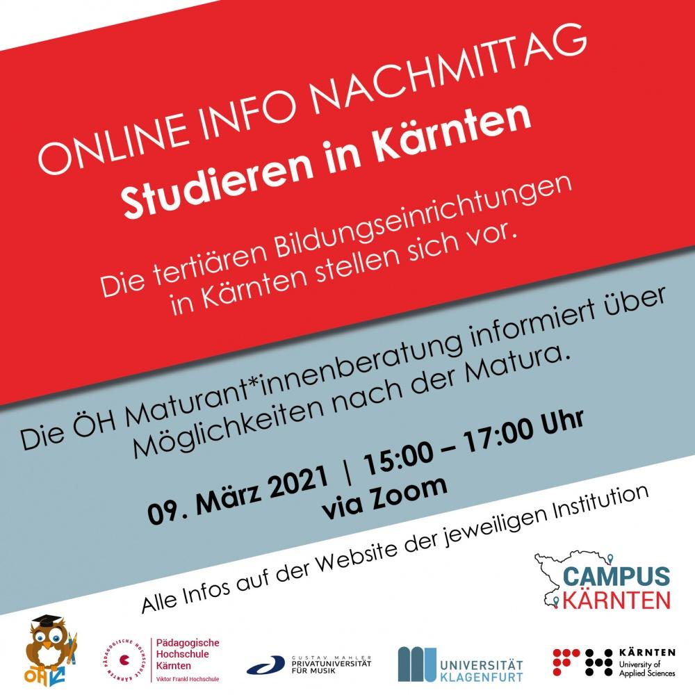Campus Kärnten informiert